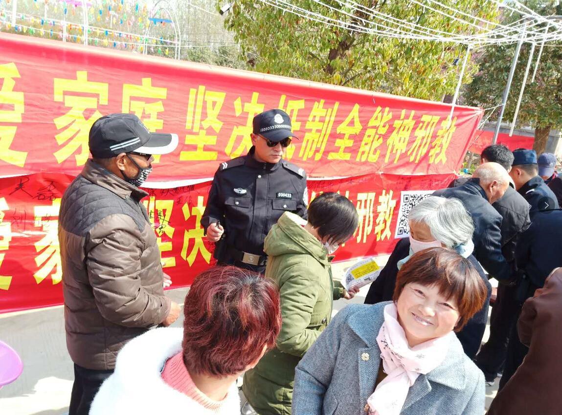 2019联盟宣传活动春季在安徽灵璧成功亮剑