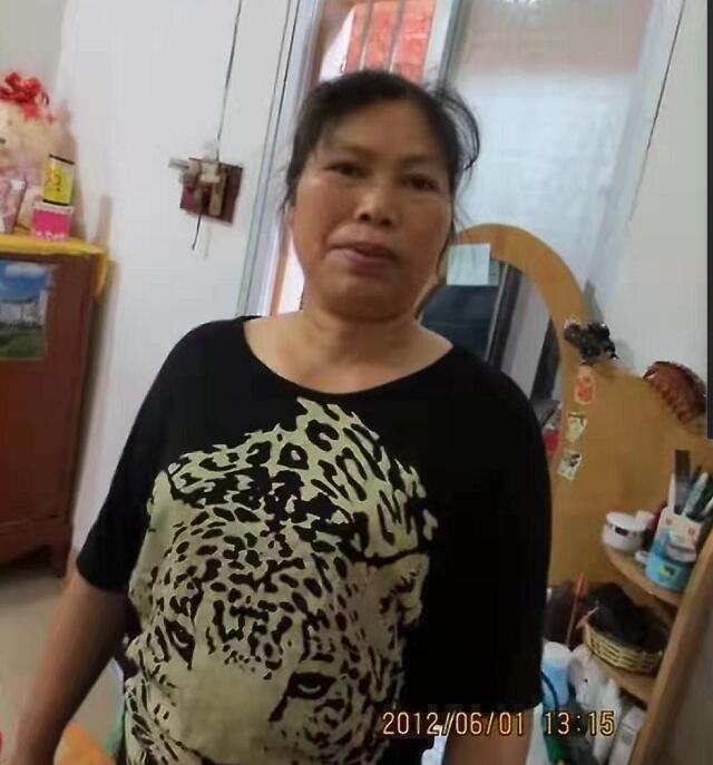 寻陈桂兰,求您能快快回家,回到我们身边